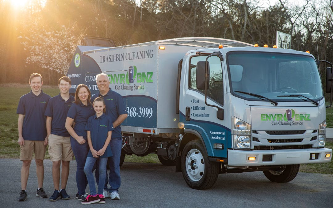 The Story Behind Envirobinz, an Innovative Family Business!