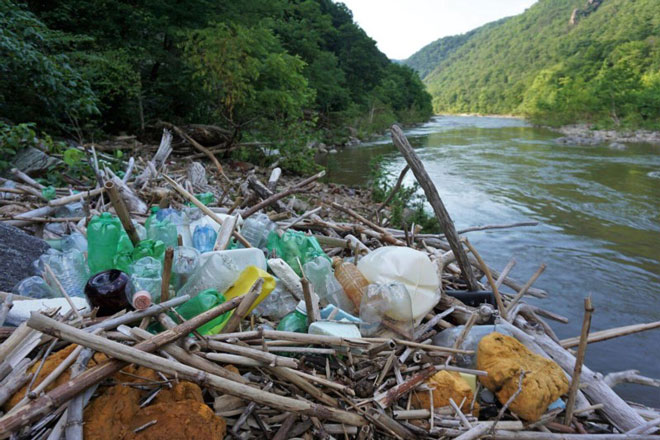 The Local Impact of Mismanaged Trash