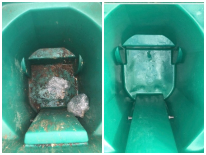 5 Great Reasons to Clean Your Outdoor Trash Bin
